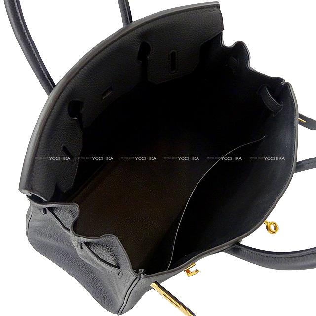 バーキン30 黒(ブラック) トゴ GHW