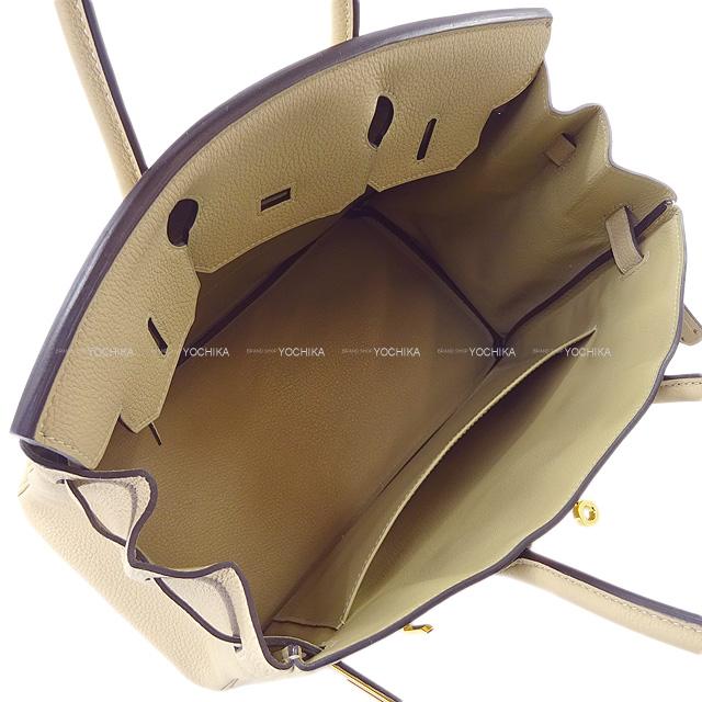 531c4a302b3a HERMES エルメス ハンドバッグ バーキン30 トレンチ トゴ ゴールド金具 新品