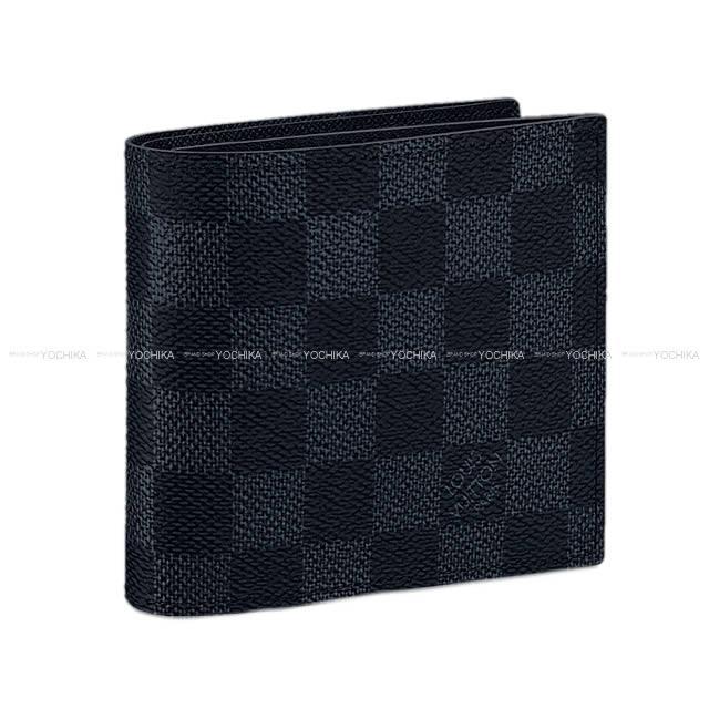 on sale a57e3 41998 LOUIS VUITTON ルイ・ヴィトン 二つ折り財布